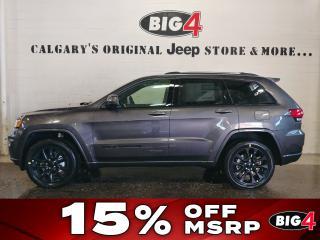 New 2019 Jeep Grand Cherokee LAREDO 4x4 for sale in Calgary, AB