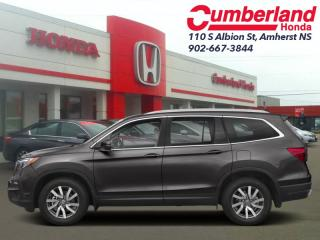 New 2019 Honda Pilot EX-L Navi AWD  - Leather Seats for sale in Amherst, NS