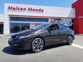 Used 2014 Honda Civic EX|SERVICE HISTORY ON FILE for sale in Burlington, ON