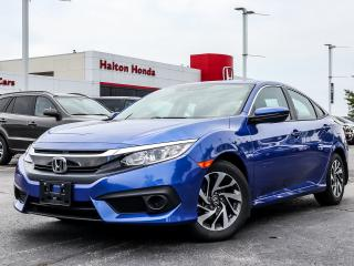 Used 2017 Honda Civic EX|ONE OWNER for sale in Burlington, ON