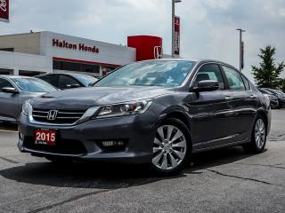 Used 2015 Honda Accord EX-L|SERVICE HISTORY ON FILE for sale in Burlington, ON