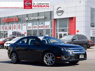 Used 2012 Ford Fusion 2012 Ford Fusion - 4dr Sdn SEL AWD for sale in St. Catharines, ON