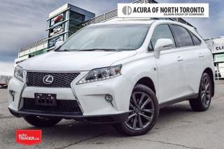 Used 2015 Lexus RX 350 F-Sport Head-Up Display| Blind Spot for sale in Thornhill, ON