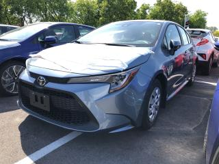 New 2020 Toyota Corolla L for sale in Pickering, ON