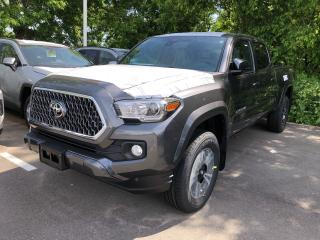 New 2019 Toyota Tacoma SR5 V6 for sale in Pickering, ON