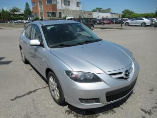 Used 2007 Mazda MAZDA3 2007 Mazda Mazda3 - Manual s Sport for sale in Toronto, ON