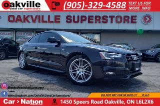 Used 2014 Audi S5 3.0 TECHNIK | CARBON | NAVI | B/U CAM | BLIND SPOT for sale in Oakville, ON