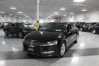 Used 2015 Volkswagen Passat TDI I NO ACCIDENTS I NAVIGATION I REAR CAM I LEATHER I BT for sale in Mississauga, ON