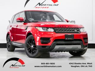 Used 2015 Land Rover Range Rover Sport 4WD|V6|SE|Navigation|Panorama Roof|Backup Camera for sale in Vaughan, ON