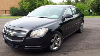 Used 2010 Chevrolet Malibu 4DR SDN LT for sale in Mississauga, ON