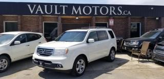 Used 2015 Honda Pilot 4WD 4dr EX-L w/RES ONE OWNER VEHICLE for sale in Brampton, ON