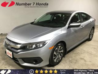 Used 2018 Honda Civic SE| Backup Cam| Bluetooth| for sale in Woodbridge, ON
