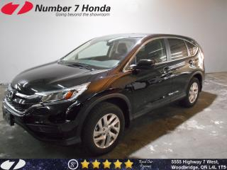 Used 2015 Honda CR-V SE| Remote Starter| Backup Cam| All-Wheel Drive| for sale in Woodbridge, ON