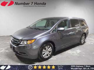 Used 2016 Honda Odyssey EX| Backup Cam| Bluetooth| DVD| for sale in Woodbridge, ON