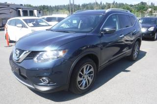 Used 2015 Nissan Rogue SL AWD for sale in Burnaby, BC