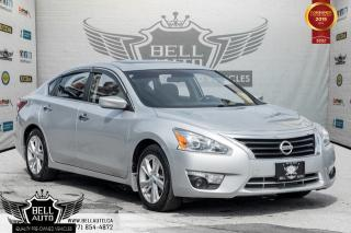 Used 2015 Nissan Altima 2.5 SV, BACK-UP CAM, SUNROOF, HEATED SEAT, ALLOY, PWR SEAT for sale in Toronto, ON