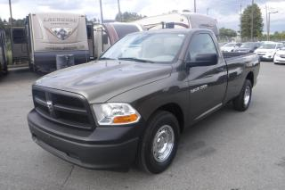 Used 2012 Dodge Ram 1500 Regular Cab ST Long Box 2WD for sale in Burnaby, BC