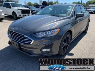 Used 2019 Ford Fusion SE  - Sunroof - Heated Seats for sale in Woodstock, ON