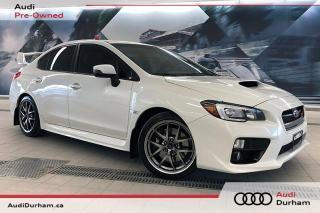 Used 2017 Subaru WRX STI STI-Limited + Nav | Rear Cam | Blind Spot for sale in Whitby, ON