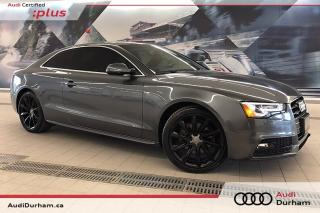 Used 2014 Audi A5 2.0 Progressiv + S-Line | Pano Roof | Nav for sale in Whitby, ON