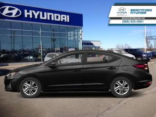 New 2020 Hyundai Elantra Luxury  - Luxury Driven -  High Comfort - $145.58 B/W for sale in Brantford, ON
