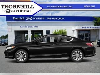 Used 2014 Honda Accord Sedan EX-L w/ Navigation for sale in Thornhill, ON
