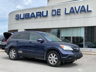 Used 2007 Honda CR-V EX-L Awd ** Cuir Sièges chauffants ** for sale in Laval, QC