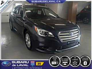 Used 2017 Subaru Legacy 2.5i Touring EyeSight ** Toit ouvrant ** for sale in Laval, QC