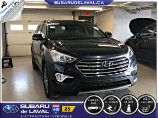 Used 2014 Hyundai Santa Fe XL Limited 6 Passagers ** Cuir Toit Navigat for sale in Laval, QC