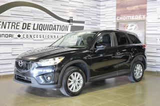 Used 2015 Mazda CX-5 GS+AWD+TOIT+MAGS for sale in Laval, QC