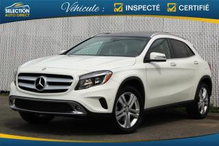 Used 2015 Mercedes-Benz GLA Gla 250 Awd for sale in Ste-Rose, QC