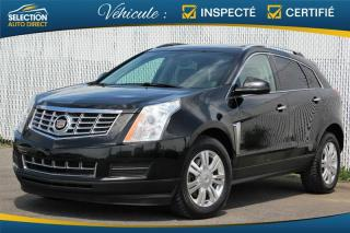 Used 2013 Cadillac SRX Luxury AWD for sale in Ste-Rose, QC