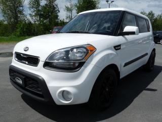 Used 2013 Kia Soul SIÈGES CHAUFFANTS., MAG, BLUETOOTH for sale in Vallée-Jonction, QC