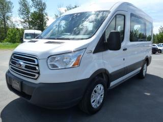 Used 2018 Ford Transit XLT 8 PASSAGERS,  ÉCOBOOST 3.5L for sale in Vallée-Jonction, QC