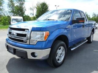 Used 2014 Ford F-150 XLT SUPER CAB 4X4, PROPRIO for sale in Vallée-Jonction, QC