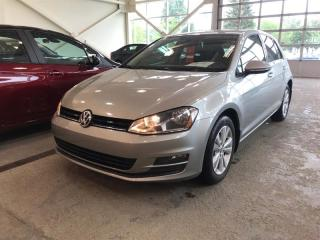 Used 2017 Volkswagen Golf COMFORT LINE TSI for sale in Québec, QC
