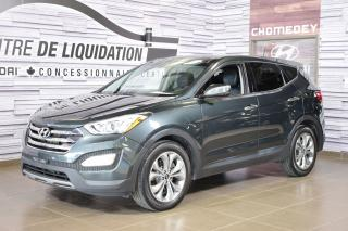 Used 2013 Hyundai Santa Fe LIMITED NAVIGATION for sale in Laval, QC