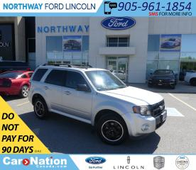 Used 2011 Ford Escape XLT | V6 | BACKUP CAM  | SUNROOF | SPORT PKG | for sale in Brantford, ON