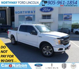 Used 2018 Ford F-150 XLT | 3.5 ECOBOOST | NAV | PANOROOF | SPORT | for sale in Brantford, ON