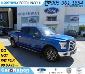 Used 2017 Ford F-150 XLT | V8 | NAV | TAILGATE STEP | XTR PKG | for sale in Brantford, ON