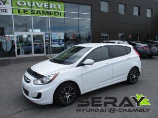 Used 2014 Hyundai Accent GL for sale in Chambly, QC