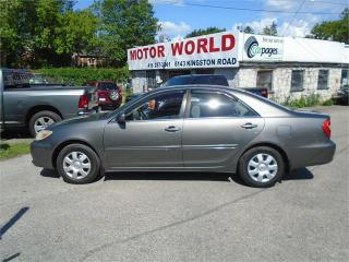Used 2003 Toyota Camry LE for sale in Scarborough, ON