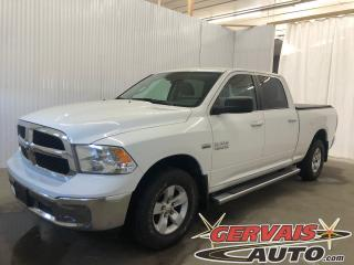 Used 2016 RAM 1500 Slt Mags 4x4 Crew for sale in Shawinigan, QC