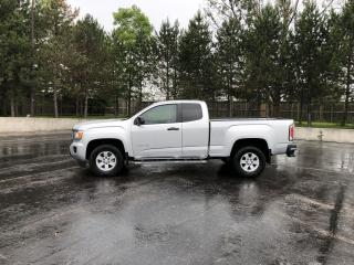 Used 2017 GMC CANYON EXT CAB RWD for sale in Cayuga, ON