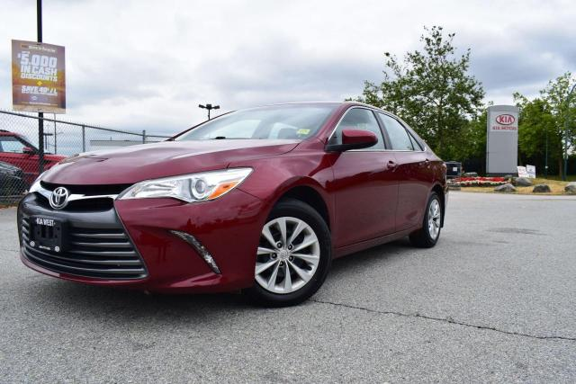 2016 Toyota Camry LE AC/AUTO/PL/PW/CD/ABS