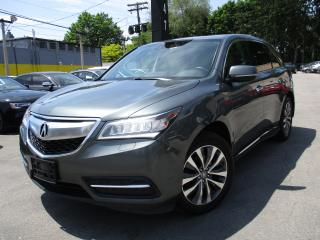 Used 2015 Acura MDX SH-AWD NAVIGATION PKG|BACK-UP CAM|POWER MOONROOF for sale in Burlington, ON