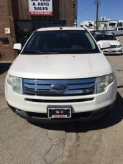 Used 2010 Ford Edge Limited for sale in Kitchener, ON