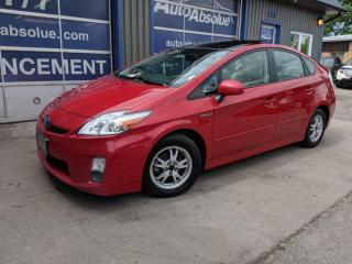 Used 2010 Toyota Prius Cuir + Toit for sale in Boisbriand, QC