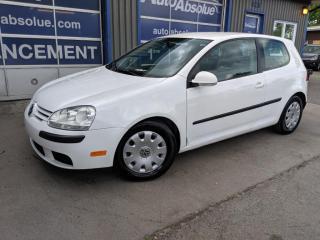 Used 2008 Volkswagen Rabbit Trendline for sale in Boisbriand, QC