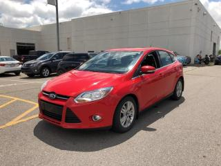 Used 2012 Ford Focus SEL for sale in Brampton, ON